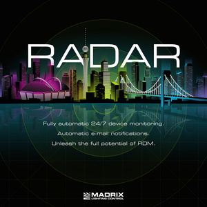 MADRIX RADAR Software